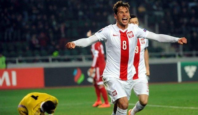 Reprezentant Polski zagra w finale Ligi Europy na Stadionie Narodowym