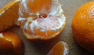 Mandarynki warto jeść nie tylko od święta