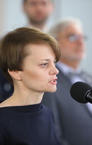 Wybory prezydenckie 2020. Minister rozwoju Jadwiga Emilewicz