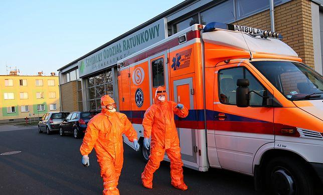 Koronawirus w Polsce. Ministerstwo Zdrowia informuje o nowych wyleczonych.