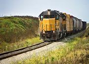 W listopadzie ruszy kolejowe połączenie towarowe do Londynu