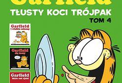 """""""Garfield: Tłusty koci trójpak 4"""": Nie zadzierajcie z kocią logiką! [RECENZJA]"""