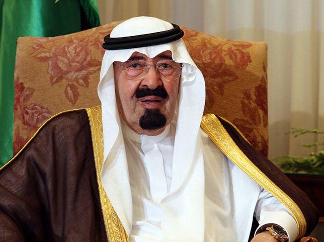 Nie żyje król Arabii Saudyjskiej Abd Allah