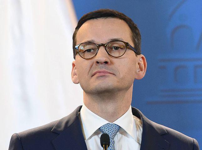 Mateusz Morawiecki usłyszał we Wrocławiu trudne pytanie