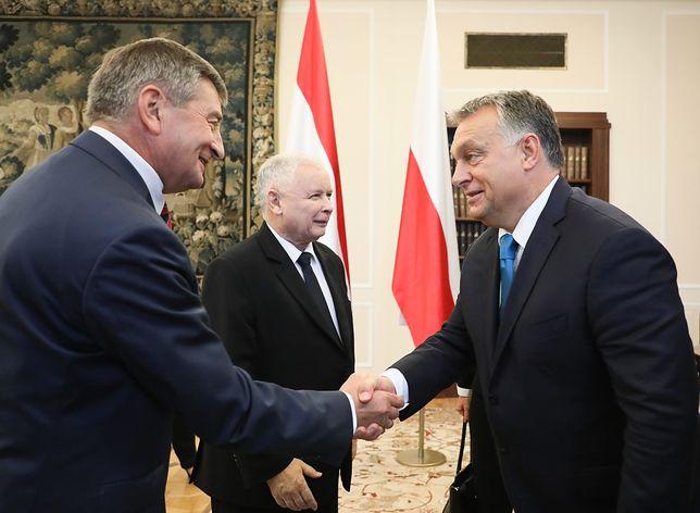 W piątek lider PiS Jarosław Kaczyński i marszałek Sejmu Marek Kuchciński spotkali się z premierem Węgier Viktorem Orbanem