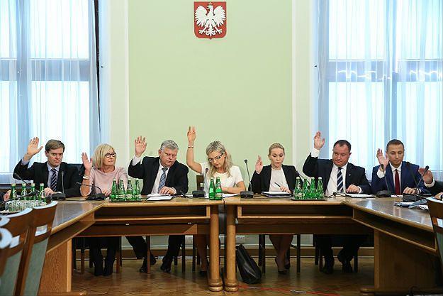 Pierwsze jawne posiedzenie komisji ds. Amber Gold. Powołano ekspertów