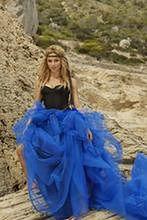 Shakira śpiewającą gazelą