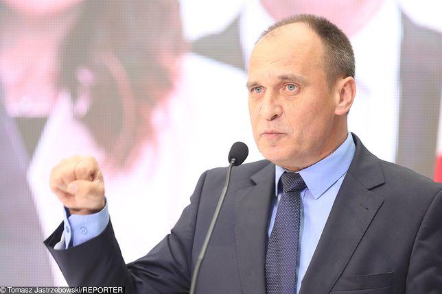 Paweł Kukiz skomentował dokument Tomasza Seikielskiego