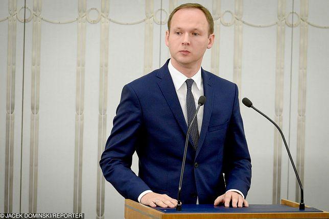 Marek Chrzanowski, nagrany przez Leszka Czarneckiego były szef KNF