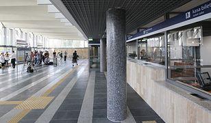 Dworzec Warszawa Wschodnia pięknieje
