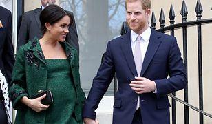 Meghan i Harry lada dzień przywitają pierwszego potomka