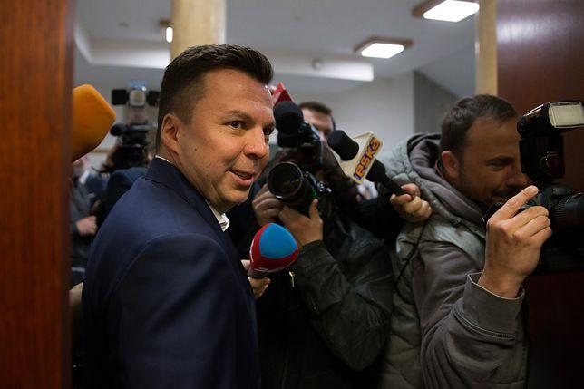 Prezydent Andrzej Duda nadał bieg sprawie ułaskawienia Marka Falenty