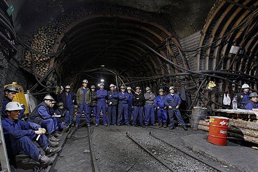 Hiszpanie zamykają kopalnie, Polacy idą na bruk