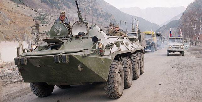 Pijani rosyjscy żołnierze terroryzowali miasto