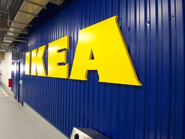 Warszawa. Prokuratura postawiła zarzuty menadżerce IKEA