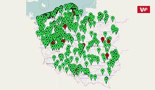 Sinice nie tylko nad Bałtykiem. Zamknięte są jeziora i zalewy w całej Polsce