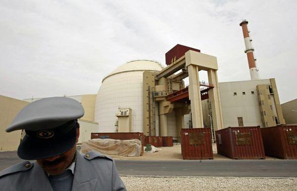 Elektrownia atomowa w irańskim Buszerze