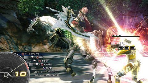 Drugie wrażenia: Final Fantasy XIII