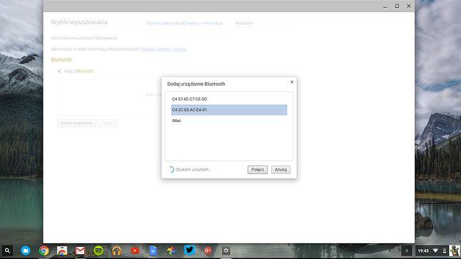 Zgodnie z moimi przewidywaniami, Magic Mouse nie zechciało dogadać się z Chrome OS.