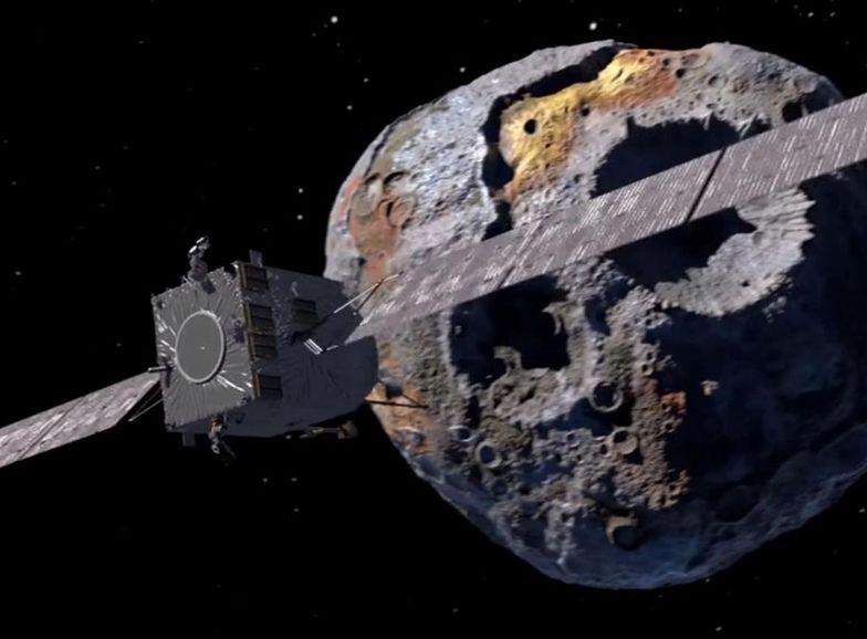 NASA leci po nieprzebrane bogactwo. Jest warte 10 trylionów dolarów