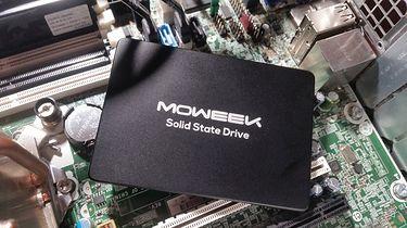 Chińskie cuda: SSD moweek M41 60 GB MLC — mini recenzja