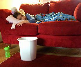 Wymioty u dziecka - przyczyny, leczenie