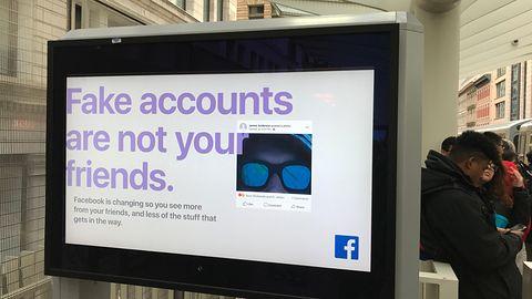 Algorytm Facebooka do wykrywania fałszywych kont. Twórcy tłumaczą, jak działa