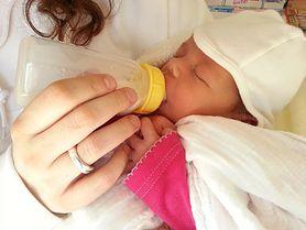 Sztuczne karmienie noworodków