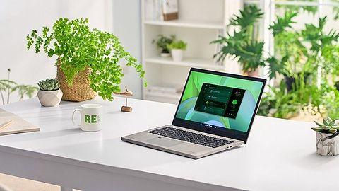 Mocno proekologiczna konferencja Next@Acer. Pokazana została masa produktów