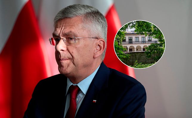 Marszałek Senatu Stanisław Karczewski zabrał głos ws. swoich przywilejów