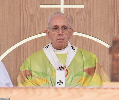 """""""Watykan - mówiąc potocznie - nikomu nie robi łaski, a jedynie koryguje niegodziwości chorego systemu"""""""