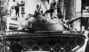 Wojskowe zamachy stanu w dwudziestowiecznej Europie