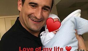 Michał Koterski i Marcela Leszczak świętują narodziny synka