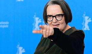 Agnieszka Holland krytykę określa jako hejt. To mocne słowa
