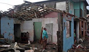 Potężne trzęsienie ziemi na Morzu Karaibskim. Wstrząs miał 7,7 stopnia w skali Richtera