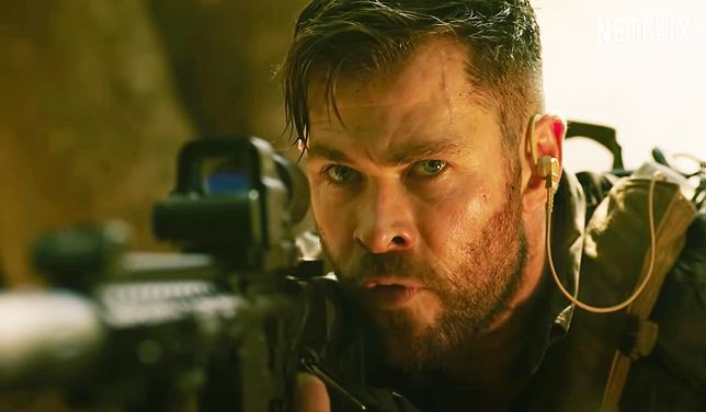 Chris Hemsworth w największym przeboju Netfliksa.