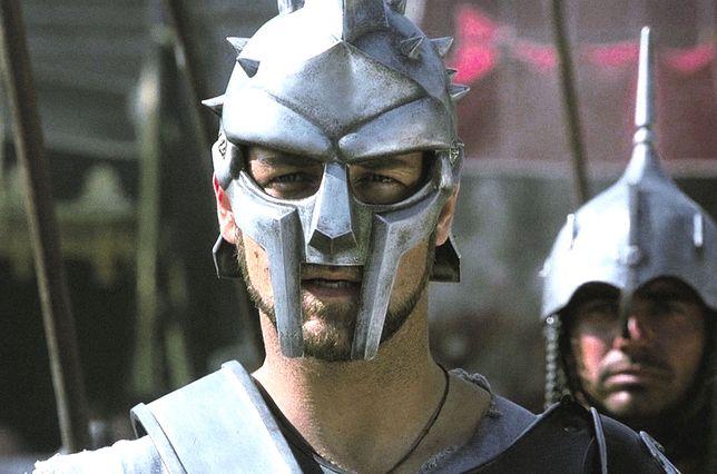 """""""Gladiator"""" to świetna rozrywka, ale nie traktujcie go jako ściągi z historii"""