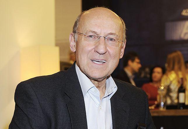Piotr Fronczewski skończył 75 lat.