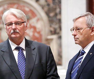 Ostra reakcja Litwy na słowa przedstawiciela polskiego MSZ