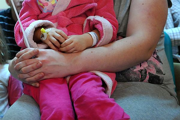 W Gdyni będą szukać dawcy szpiku dla 3,5-letniej Hani