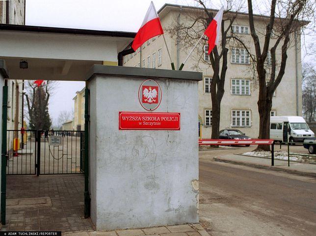 Komendant Wyższej Szkoły Policji w Szczytnie od początku zaprzeczał zarzutom