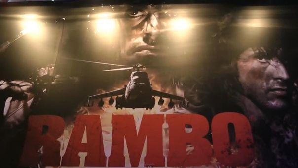 Rambo: The Videogame, czyli jak nie należy spędzać czasu na targach