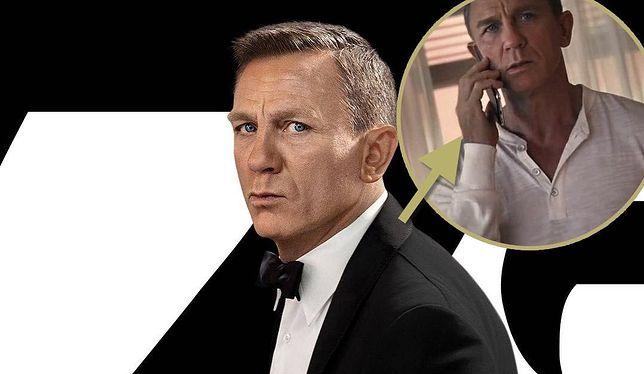 To będzie ostatni film z serii o Jamesie Bondzie z udziałem Daniela Craiga