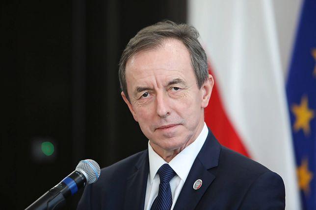 """Tomasz Grodzki odpowiada Andrzejowi Dudzie. """"To nie jest donoszenie"""""""