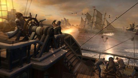 Nowe części Assassin's Creed wyglądają jak stare części Assassin's Creed, tylko lepiej