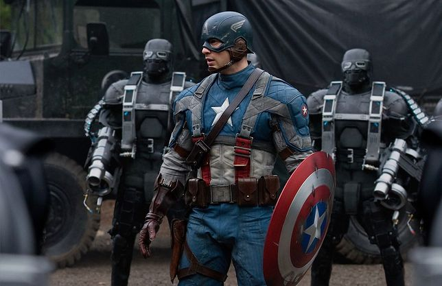 Kapitan Ameryka – Chris Evans nie chce być już superbohaterem