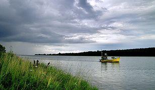 Mierzeja Wiślana w obrębie Pobrzeża Gdańskiego. Ujście Wisły do Zatoki Gdańskiej