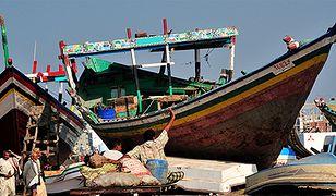 Port w Jemenie