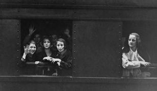 Po tzw. nocy kryształowej tysiące młodych Żydów wyemigrowało z Niemiec