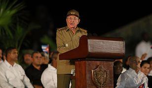 Raul Castro na fotelu prezydenta, zastąpił swojego brata Fidela
